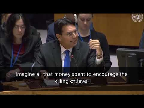 "Paying to slay Jews is ""social welfare"" (says Palestinian UN rep)"
