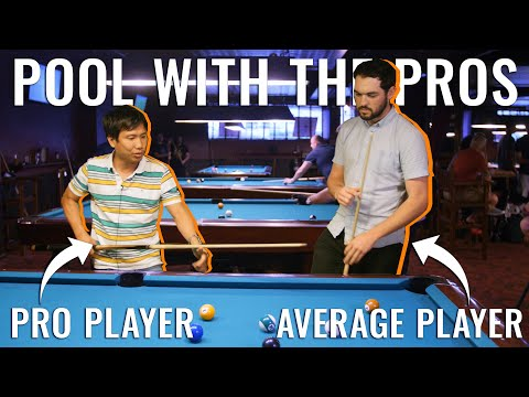 The Impossible Jump Shot With World Champion Alex Pagulayan