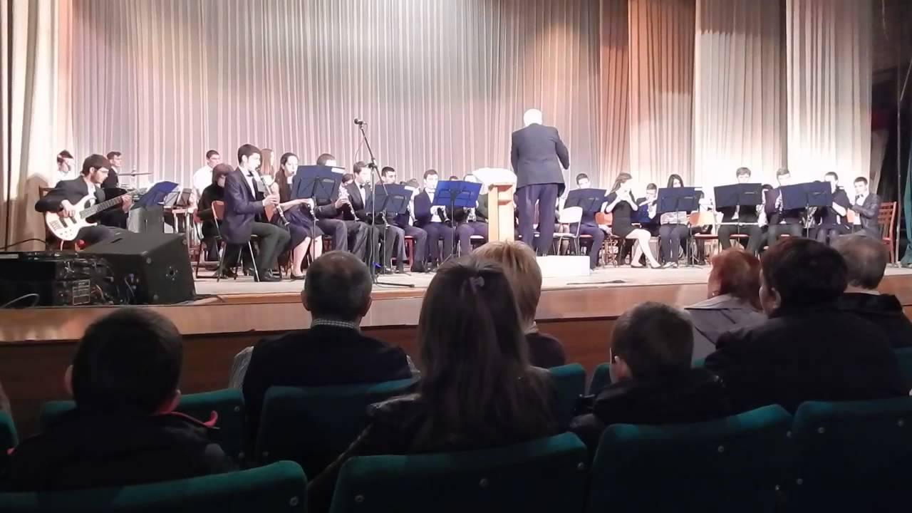 весенний вальс шостакович слушать духовой оркестр