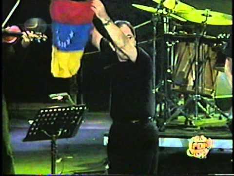 Ruben Blades - Maria Lionza (Caracas Pop Festival 2001)