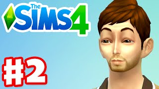 The Sims 4 - Gameplay Walkthrough Part 2 - Work and Play (PC)