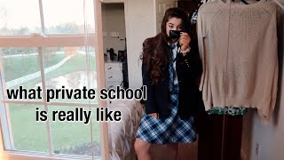 Day in the Life at a Private School