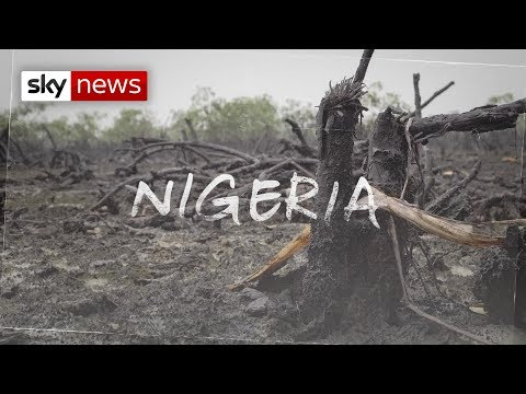 The Nigerian oil thieves desperate to be seen as legitimate | Hotspots