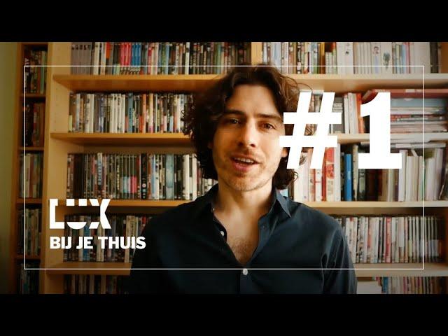 LUX bij je thuis #1 - Inleiding bij JUMBO door Ruud
