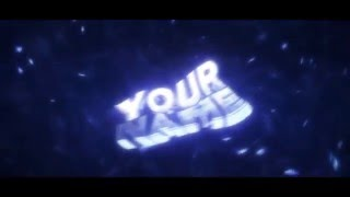 ?FREE Chill 3D Intro Template (C4D/AE)? Inspired By Vleezy ;)