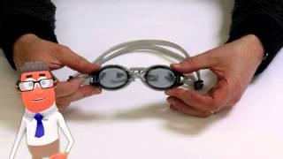 How to assemble the Speedo Pulse prescription swimming goggle