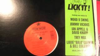 Karen Finley - Lick It (Mood II Swing