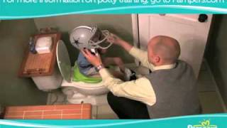 Pampers Potty Train Support for Parents - Parenting Network