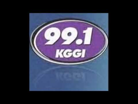 CNice 991KGGI Hottest Music In The IE intro song