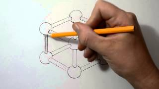 Optical Illusion Box - How To Draw