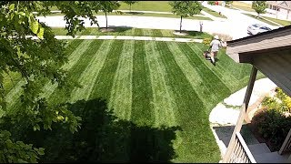 How To Mow Lawn Stripes Full Version (uncut)
