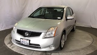 2012 Nissan Sentra Costa Mesa, Huntington Beach, Irvine, San Clamente, Anaheim, CA TN4055