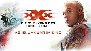 xXx: DIE RÜCKKEHR DES XANDER CAGE | Trailer #1 | DE