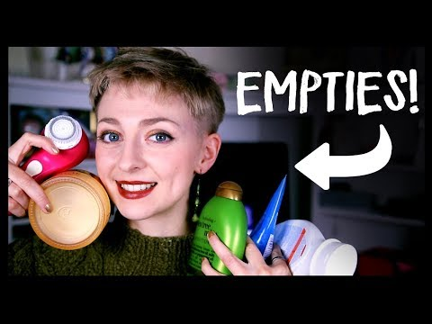 ENORMOUS EMPTIES 💅👸💗 (And lots of talking).