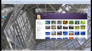 Windows 7 transformed into Windows Longhorn
