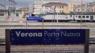 Munich to Verona by Train