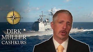 Dirk Müller - USA bauen Marinebasis in Nähe der Krim!