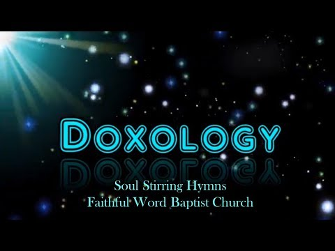 Great Hymn Doxology