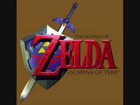 Zelda- Ocarina of Time Music - Fire Temple [chanting version]