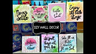 Diy Pinterest Inspired Wall Posters And Wall Decor | India Home | Home