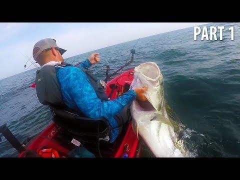 Offshore Kayak Fishing World Championship - Part 1