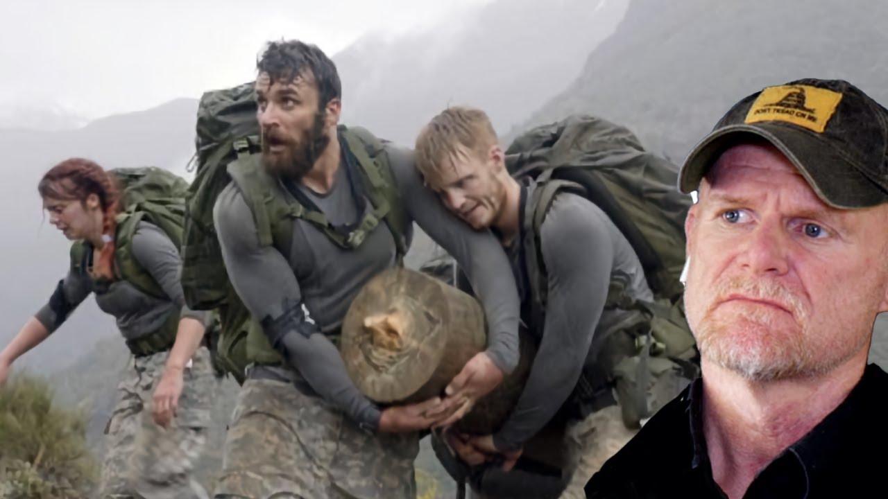 SAS: Who Dares Wins | Weaklings & Slackers (Marine Reacts)