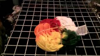 How to Tie Dye - Double Spiral/Chaos