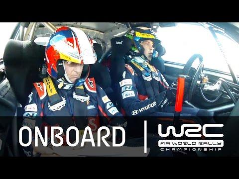 WRC - Coates Hire Rally Australia 2015: Paddon Onboard