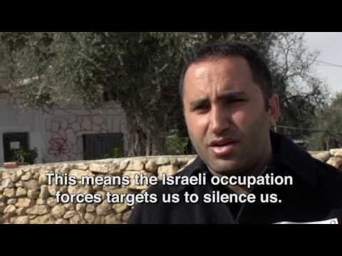Human Rights Defender Issa Amro on Trial