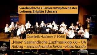 Dominik Hackner: Neue Saarländische Zupfmusik