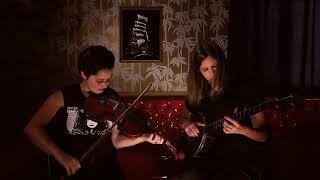 Allison de Groot & Tatiana Hargreaves--Buffalo Gals
