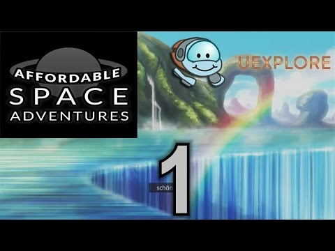 Let's Play Affordable Space Adventures (threegether) - Part 1: Wir kaufen uns ein Small Craft