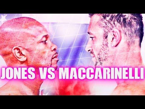 Roy Jones Jr vs Enzo Maccarinelli (Highlights)