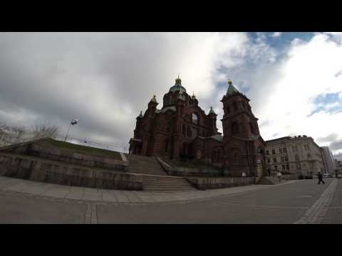Scandinavia Trip มหาวิหารอุสเปนสกี้ (Uspenski Church)