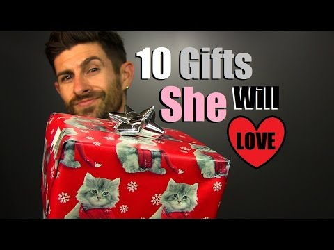 10 Affordable Gift Ideas SHE Will LOVE Under $30 | Inexpensi