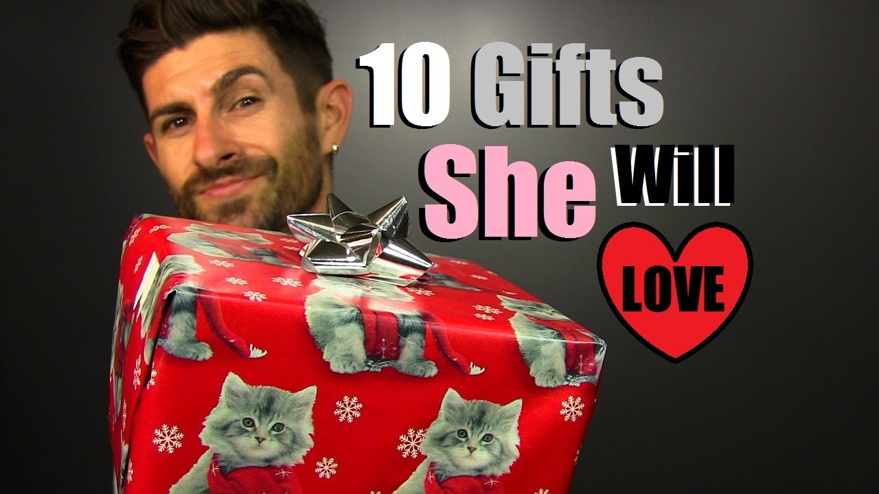 10 Affordable Gift Ideas She Will Love Under 30 Inexpensive Gifts For Women Youtube