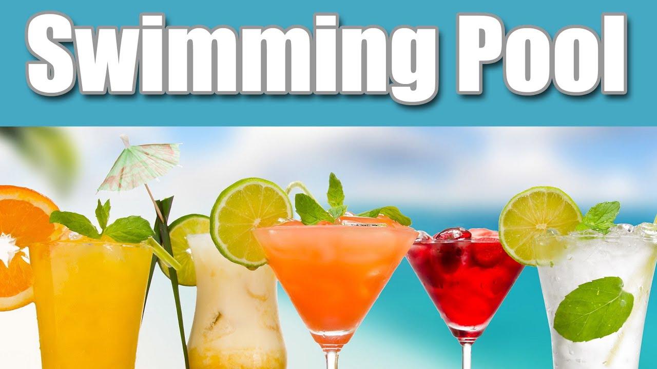 Swimming pool cocktail rezept  Swimming Pool Cocktail Rezept schnell und einfach zum selber machen ...