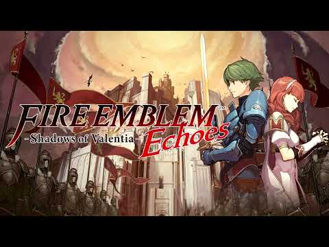 Fire Emblem Echoes: Shadows Of Valentia Ost The Heritors Of Arcadia English Credits Theme