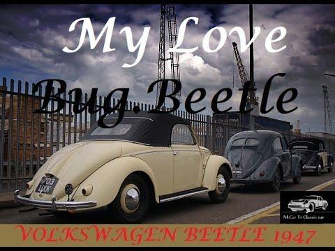 MY LOVE BUG - BEETLE