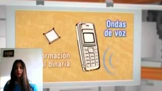 EL TELEFONO CELULAR FUNCIONAMIENTO - MARIA