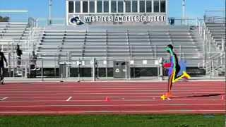 Olympics 2012: Carmelita Jeter takes technology in stride