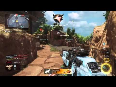 Call of Duty Black Ops 3 188:20 Double Nuklear auf Hunted