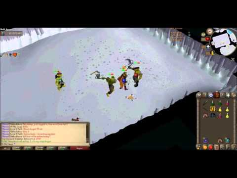 Soloing Bandos GWD - For 30 Hours Straight