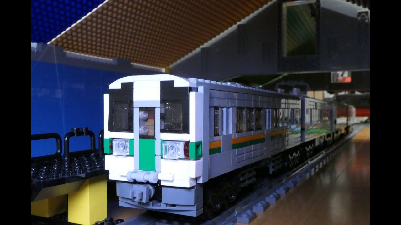 LEGO 719系5000番台 山形線 719-5000 series
