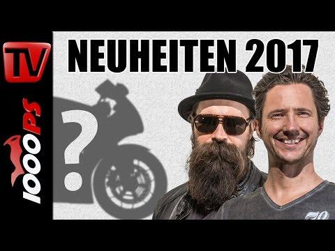 Motorrad Neuheiten 2017 | Countdown Intermot | Neue Geheimnisse