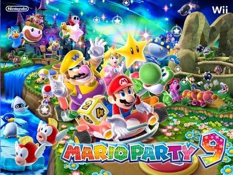 Descargar Mario Party 9 En Español Para PC (Dolphin)