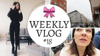 Vlog aus dem Office, neues Iphone 8 für mich | WEEKLY VLOG 18 | Ankamaze