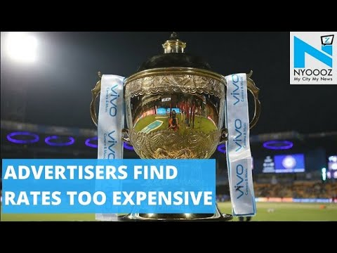 IPL: Star Bags Production Rights, But Advertisers Find Rates Too Expensive | NYOOOZ TV thumbnail