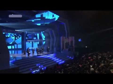 Super Junior Performances @ KBS Music Award 2010