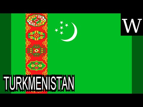 TURKMENISTAN - WikiVidi Documentary